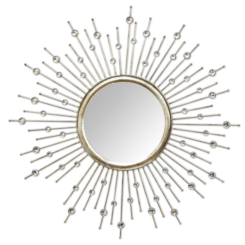 Silver Lucy Mirror