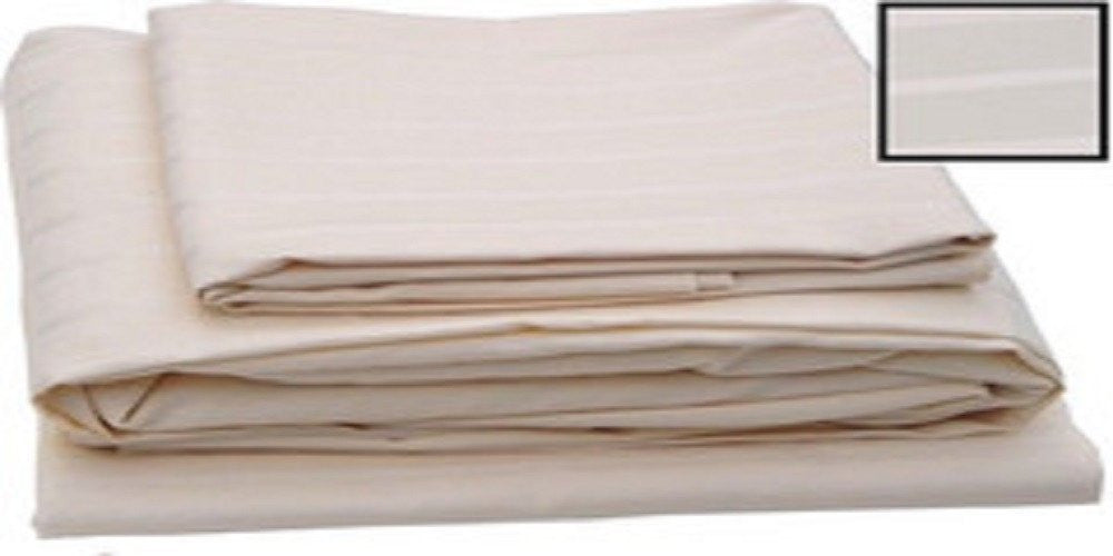 Natural Luxury Striped Pillowcase Set