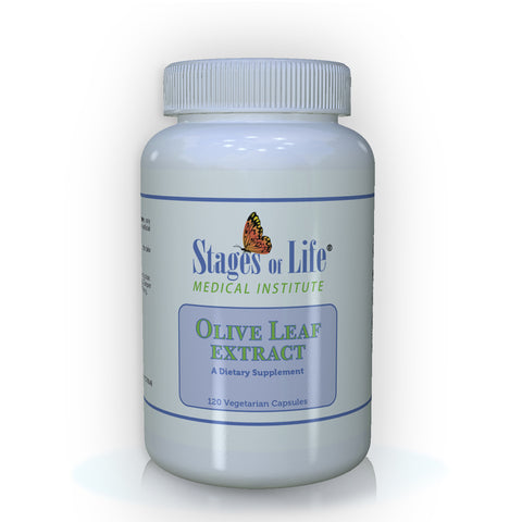 Olive Leaf Extract - 120 Capsules