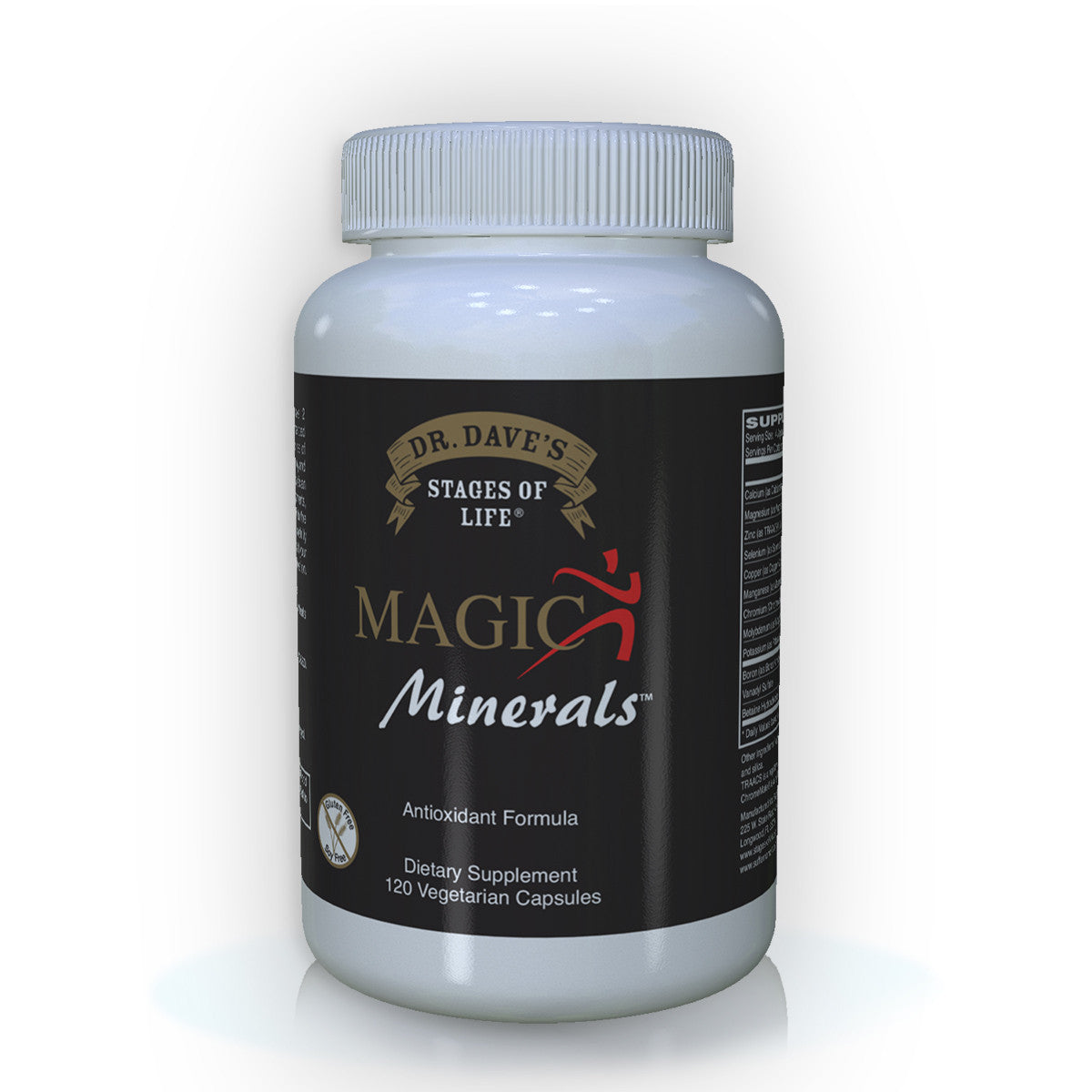Magic Minerals - 120 Capsules