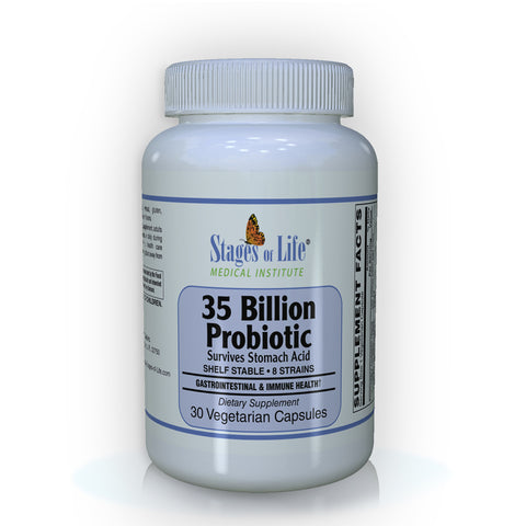 35 Billion Probiotic - 30 Capsules