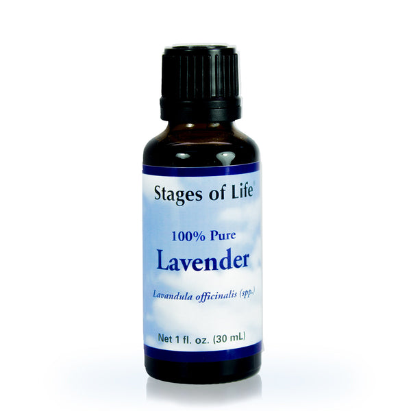 Lavender Oil - 100% Pure - 1 oz