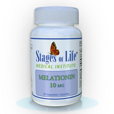 Melatonin 10 mg - 30 Capsules