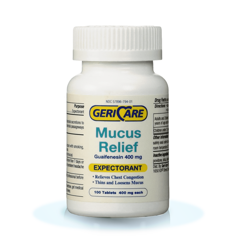 Geri-Care Mucus Relief