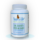Dr. Daves Eyes & Ears - 30 Capsules