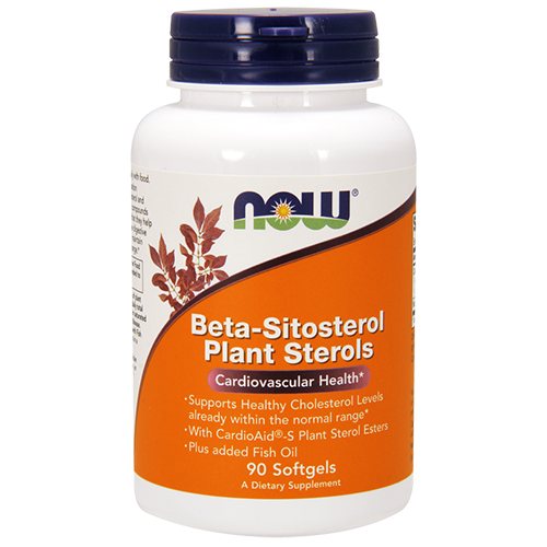 Beta-Sitosterol - 90 Softgels