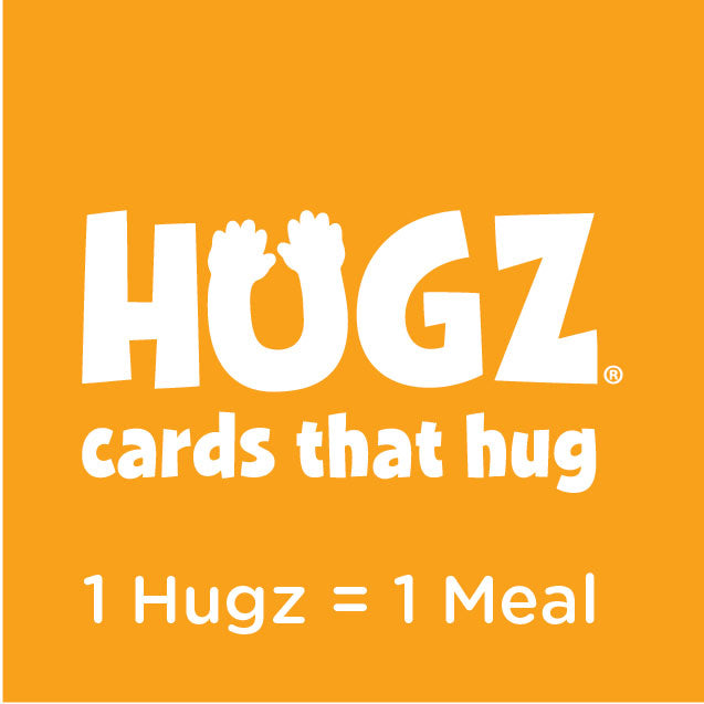 One Hugz = One Meal