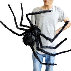 5 ft Huge Halloween Outdoor Decoration Hairy Spider