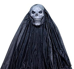 Giant 7' X 5' Hanging Ghost Halloween Decoration