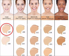 Dermacol Base Makeup Foundation Shades