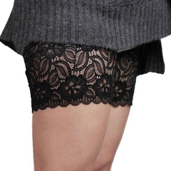 Lace Flower Garters for Woman