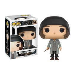 POP! FANTASTIC BEASTS AND WHERE TO FIND THEM 04 - TINA GOLDSTEIN - Five N Dime Toys