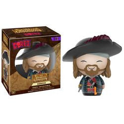 DORBZ 201: PIRATES OF THE CARIBBEAN - BARBOSSA - Five N Dime Toys