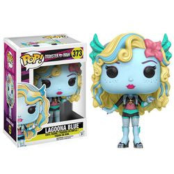POP! MONSTER HIGH 373 - LAGOONA BLUE - Five N Dime Toys