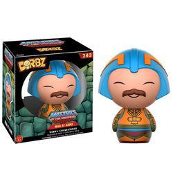 DORBZ 243: MASTERS OF THE UNIVERSE - MAN AT ARMS - Five N Dime Toys