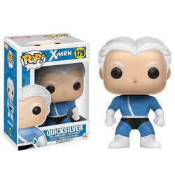 POP! MARVEL 179: X-MEN - QUICKSILVER - Five N Dime Toys