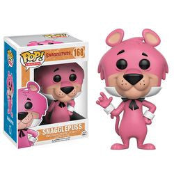 POP! ANIMATION 168: HANNA BARBERA - SNAGGLEPUSS - Five N Dime Toys