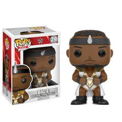 POP! WWE 29: THE NEW DAY - BIG E - Five N Dime Toys