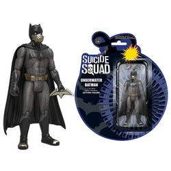 SUICIDE SQUAD - UNDERWATER BATMAN ACTION FIGURE - Five N Dime Toys