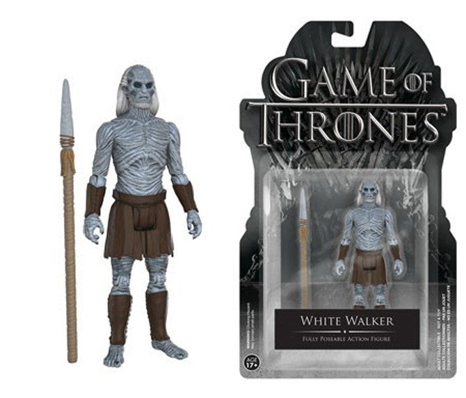 GAME OF THRONES - WHITE WALKER ACTION FIGURE - Five N Dime Toys