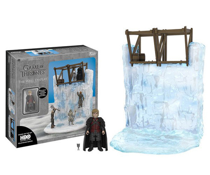 GAME OF THRONES - THE WALL ACTION FIGURE PLAYSET - Five N Dime Toys