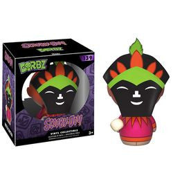 DORBZ 139: SCOOBY-DOO - WITCH DOCTOR - Five N Dime Toys