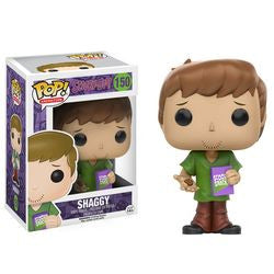 POP! ANIMATION 150: SCOOBY DOO - SHAGGY - Five N Dime Toys