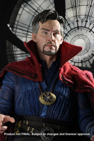 DOCTOR STRANGE - 1/4 SCALE FIGURE  - DOCTOR STRANGE - Five N Dime Toys