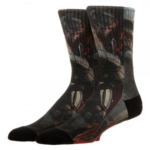 HALO WARS 2 SUBLIMATED CREW SOCKS