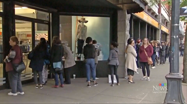 WATCH: Army & Navy to hold one final shoe sale