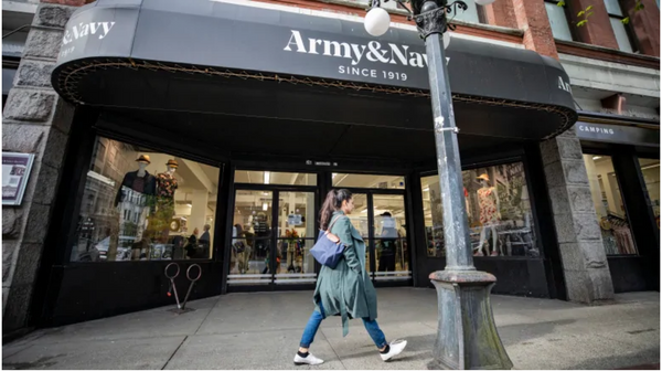 Army & Navy Department Stores to Permanently Close