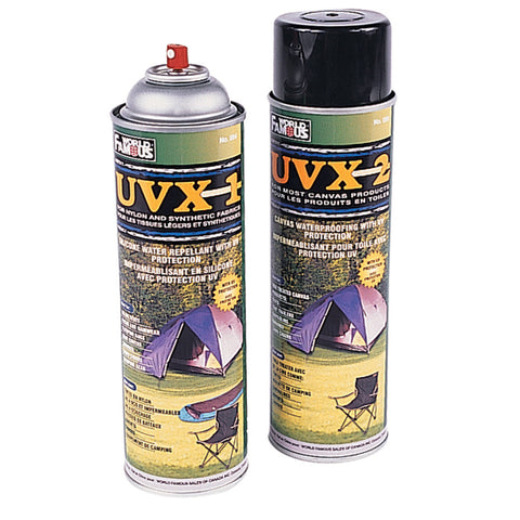 World Famous UVX 350g Nylon Spray