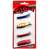 GIbbs 4pc Rainbow Croc Kit