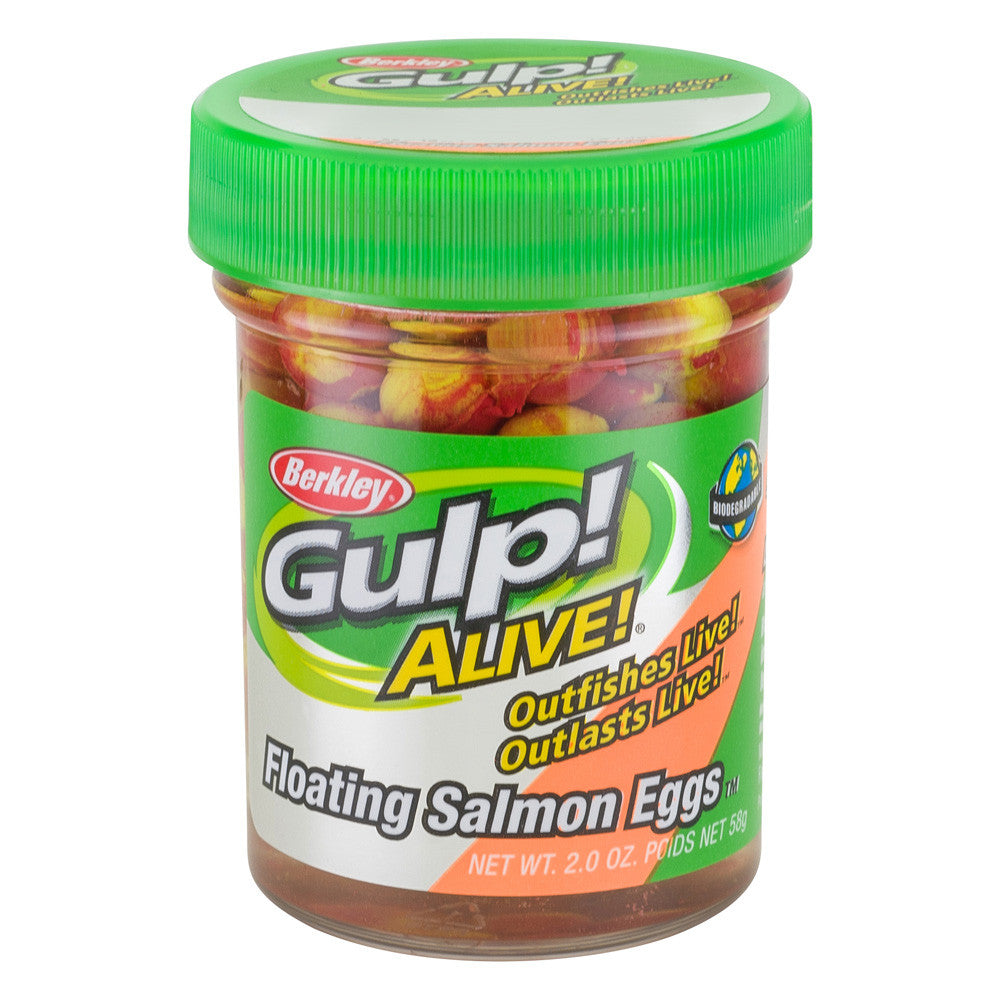 Berkley Gulp! Alive! Floating Salmon Eggs