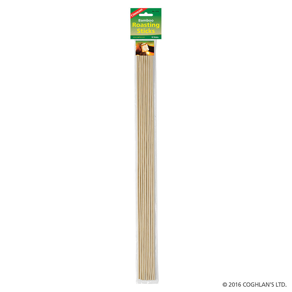 Coghlan's 12 pk Bamboo Roasting Sticks