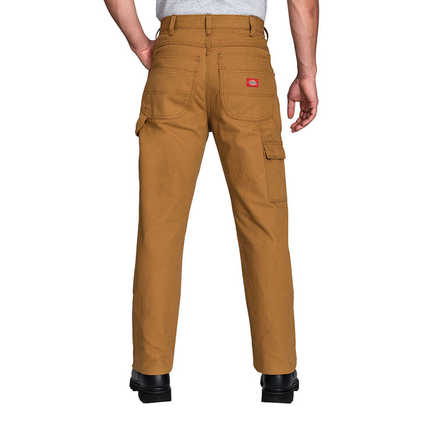 Dickies Brown Duck Logger Jeans