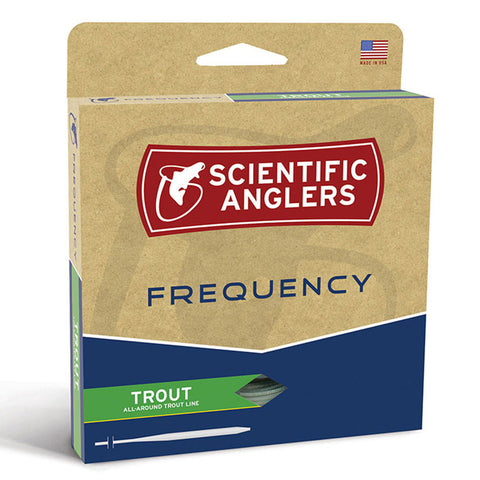 Scientific Anglers Frequency Trout Fly Lines