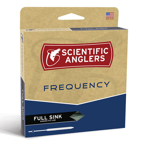 Scientific Anglers Frequency Full Sinking - Type 6 Fly Lines