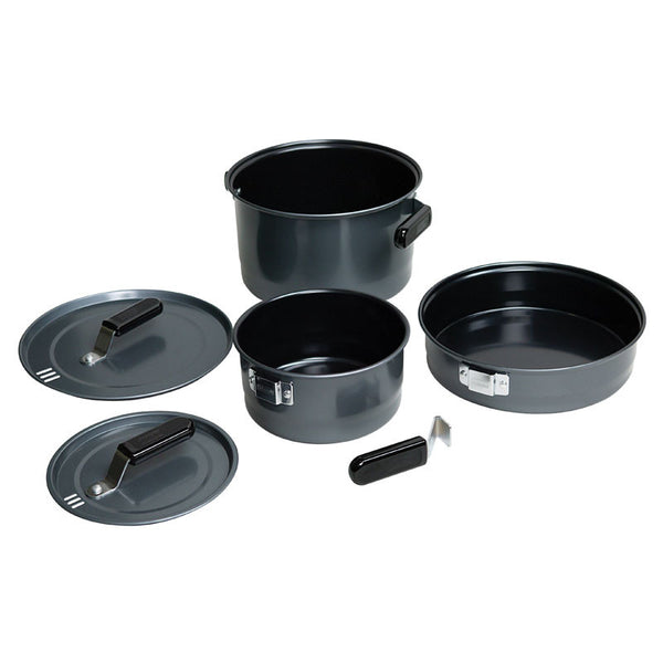 Coleman 5pc Family Cook Set
