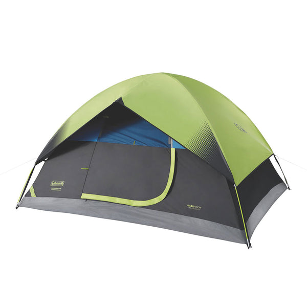 Coleman 4-Person Sundome Dark Room™ Tent
