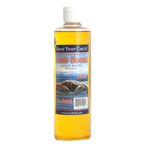 Ace of Baits Crab Scent Oil