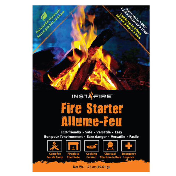InstaFire Eco Friendly Fire Starter