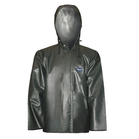 Journeyman PVC Hooded Jkt