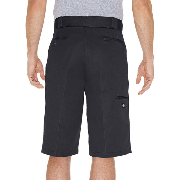 Dickies Black Cell Phone Shorts