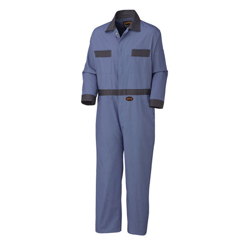 Pioneer Cotton Coverall (with Buttons)