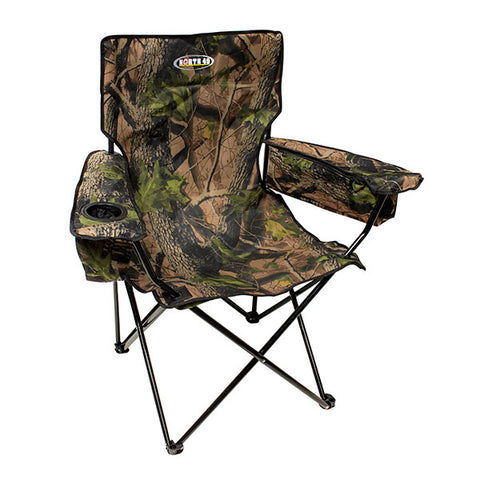 Folding Chair with Cooler Arm
