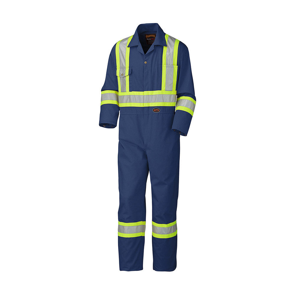 Pioneer Safety Poly/Cotton Coverall