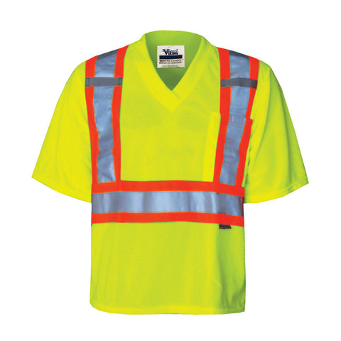 Journey Safety Tshirt - Green