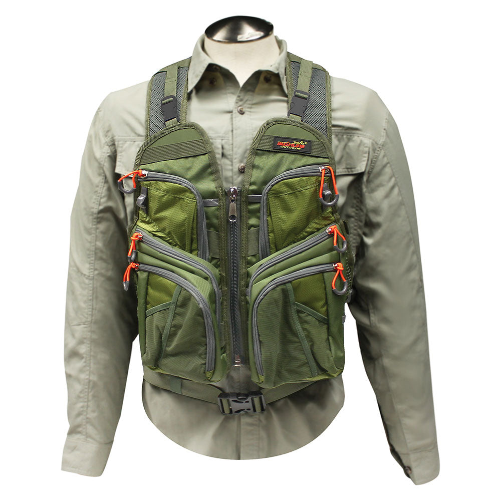 Bushline Manitoulin Fishing Vest
