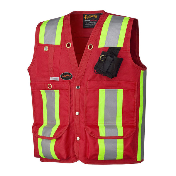 Pioneer Surveyor's Vest